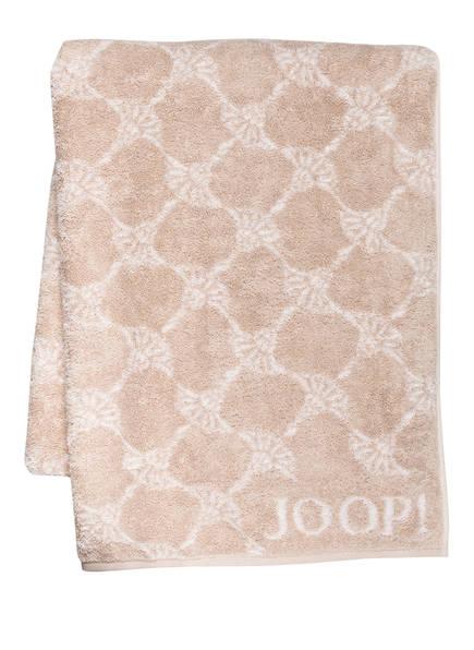 JOOP! Saunatuch CORNFLOWER, Farbe: BEIGE (Bild 1)