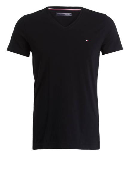 TOMMY HILFIGER T-Shirt, Farbe: SCHWARZ  (Bild 1)