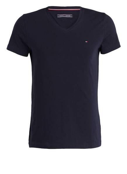 TOMMY HILFIGER T-Shirt, Farbe: NAVY (Bild 1)