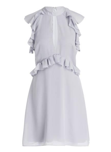 TRUE DECADENCE Kleid, Farbe: BLAUGRAU (Bild 1)