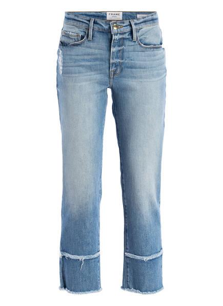 FRAME DENIM 7/8-Jeans LE NOUVEAU , Farbe: HELLBLAU (Bild 1)