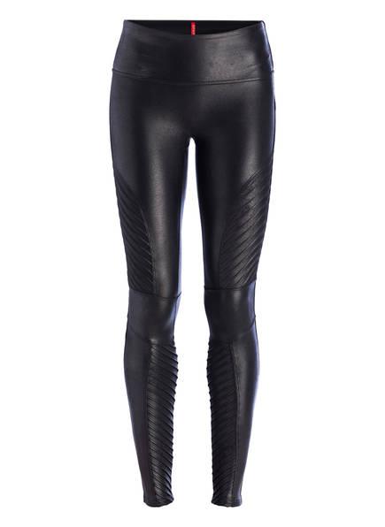 SPANX Leggings MOTO , Farbe: SCHWARZ (Bild 1)