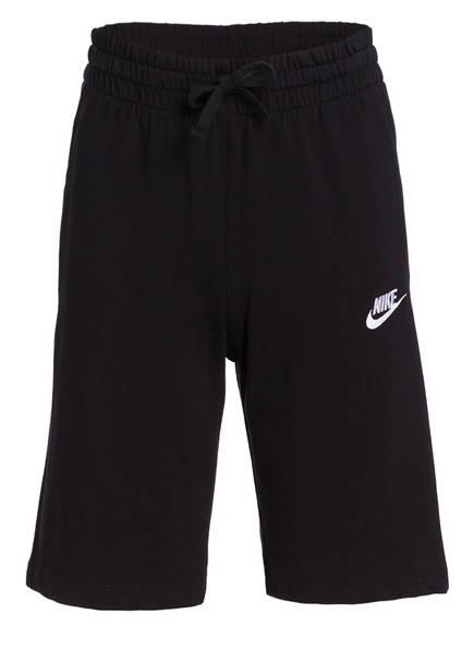 Nike Sweatshorts, Farbe: SCHWARZ (Bild 1)