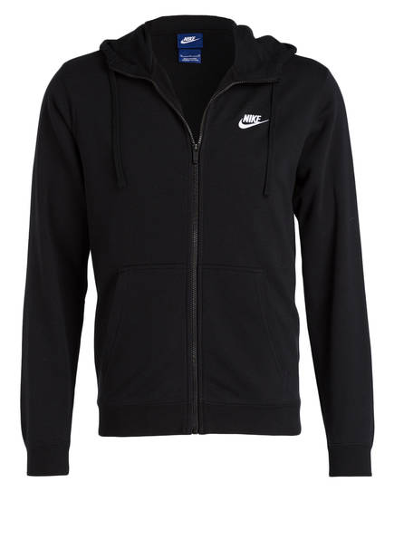 Nike Hoodie CLUB , Farbe: SCHWARZ (Bild 1)