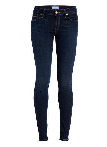 7 for all mankind Jeans THE SKINNY , Farbe: B(AIR) RINSED INDIGO BLAU (Bild 1)