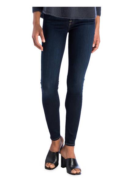 B Rinsed Mankind air All Skinny Indigo The Jeans 7 For Blau p8SwFxY8