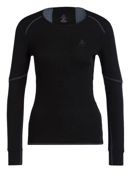 odlo Funktionswäsche-Shirt X-WARM, Farbe: SCHWARZ (Bild 1)