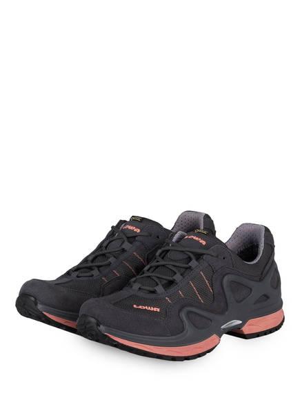 LOWA Outdoor-Schuhe GORGON GTX , Farbe: GRAU/ ROSA (Bild 1)