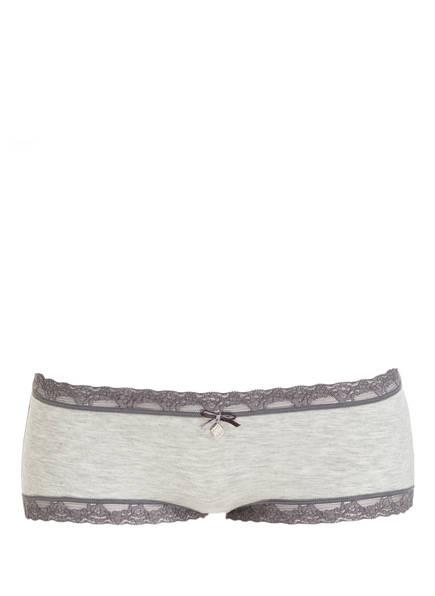 NINA VON C Panty, Farbe: GRAU MELIERT/ DUNKELGRAU (Bild 1)