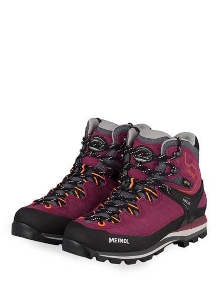 MEINDL Outdoor-Schuhe LITEPEAK LADY GTX, Farbe: BROMBEER/ SCHWARZ/ GRAU (Bild 1)