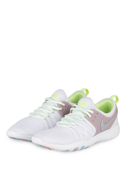 Nike Fitnessschuhe FREE TR 7 , Farbe: WEISS/ FLIEDER (Bild 1)