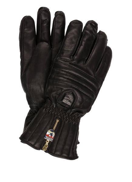HESTRA Lederhandschuhe, Farbe: SCHWARZ (Bild 1)