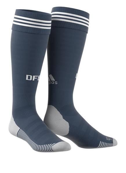 adidas Stutzen TORWART, Farbe: SUB BLUE S13/WHITE (Bild 1)