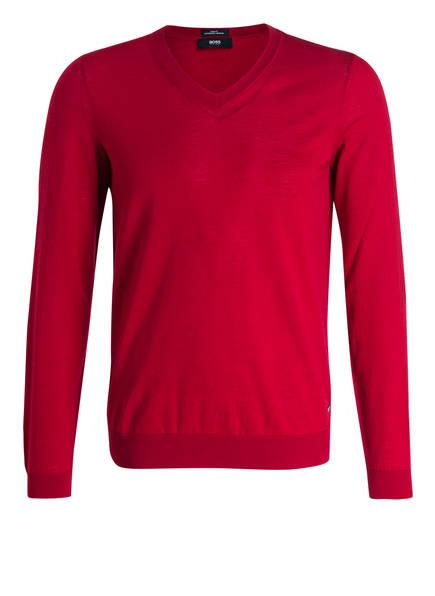 BOSS Pullover MELBA-P, Farbe: ROT (Bild 1)