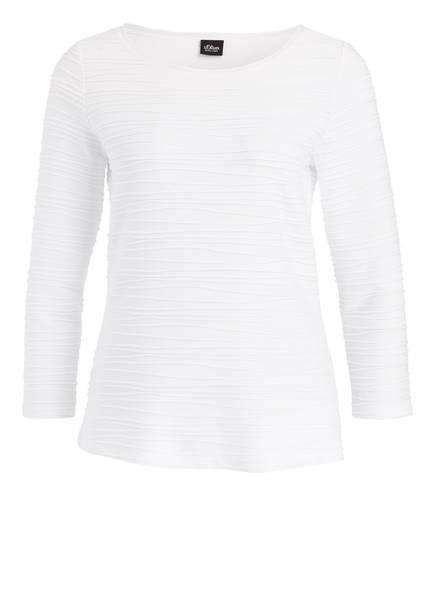 Bluse mit 3/4-Arm - CREME s.Oliver Black Label FcdoDbIU