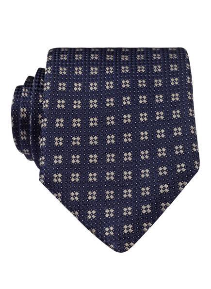OLYMP SIGNATURE Krawatte, Farbe: NAVY (Bild 1)