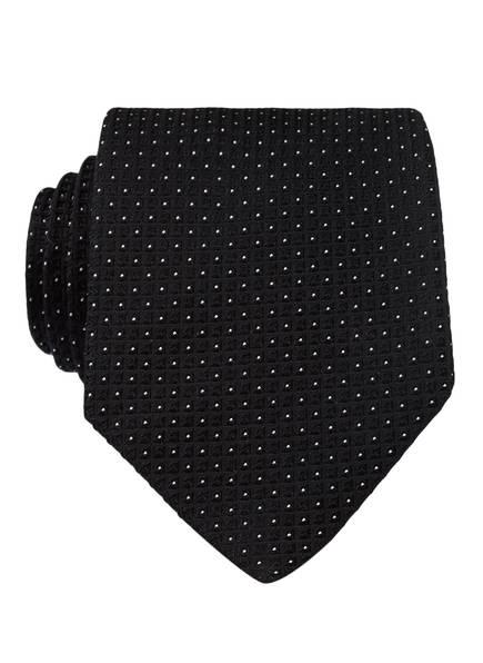 OLYMP SIGNATURE Krawatte, Farbe: SCHWARZ  (Bild 1)