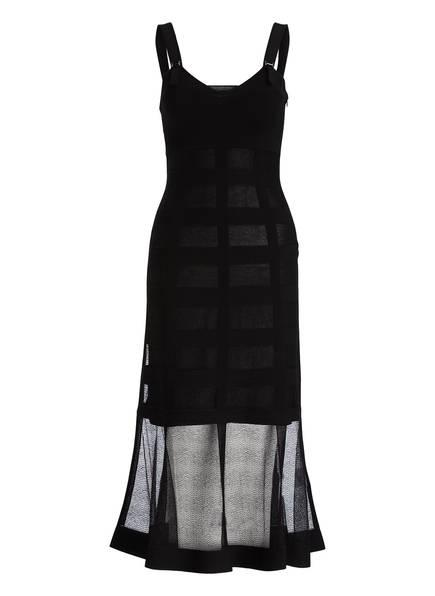 ALEXANDER McQUEEN Kleid, Farbe: SCHWARZ (Bild 1)