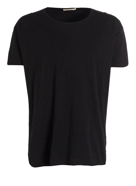 Nudie Jeans T-Shirt ROGER, Farbe: SCHWARZ  (Bild 1)