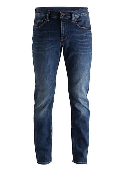 TOMMY HILFIGER Jeans DENTON Straight Fit, Farbe: DUNKELBLAU (Bild 1)