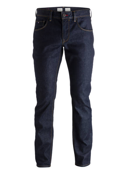 TOMMY HILFIGER Jeans DENTON Straight Fit, Farbe: 919 RINSED (Bild 1)