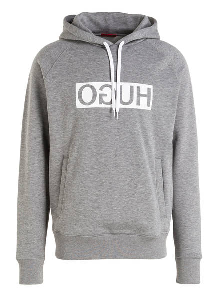 HUGO Hoodie STYLE D aus der HUGO REVERSED Kollektion
