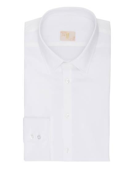 Q1 Manufaktur Hemd VOLKER Slim Fit, Farbe: WEISS (Bild 1)