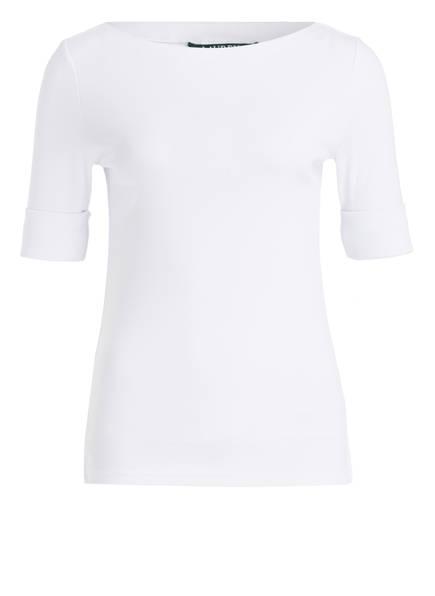 LAUREN RALPH LAUREN T-Shirt, Farbe: WEISS (Bild 1)