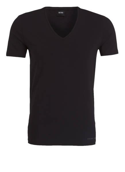 BOSS V-Shirt URBAN, Farbe: SCHWARZ (Bild 1)