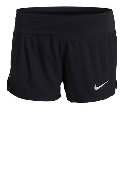 Nike 2-in-1-Laufshorts ECLIPSE FLEX, Farbe: SCHWARZ (Bild 1)