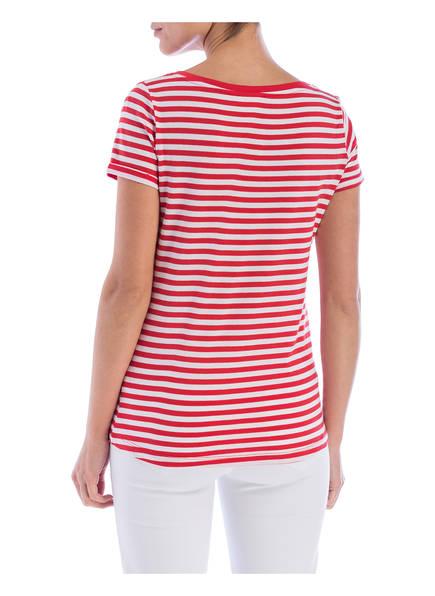 Weiss Rot shirt Hugs T amp; Mrs qnwx6BPP