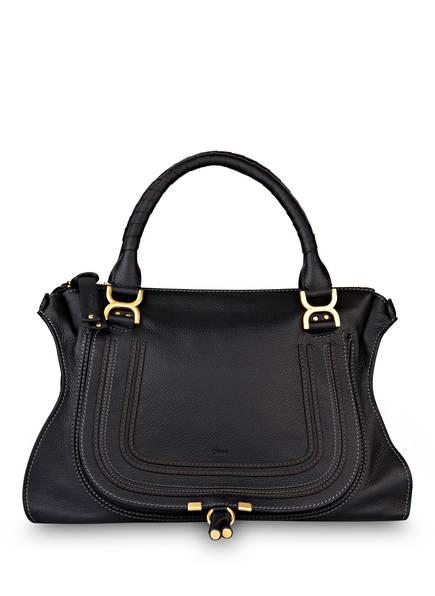 Chloé Handtasche MARCIE LARGE , Farbe: SCHWARZ  (Bild 1)