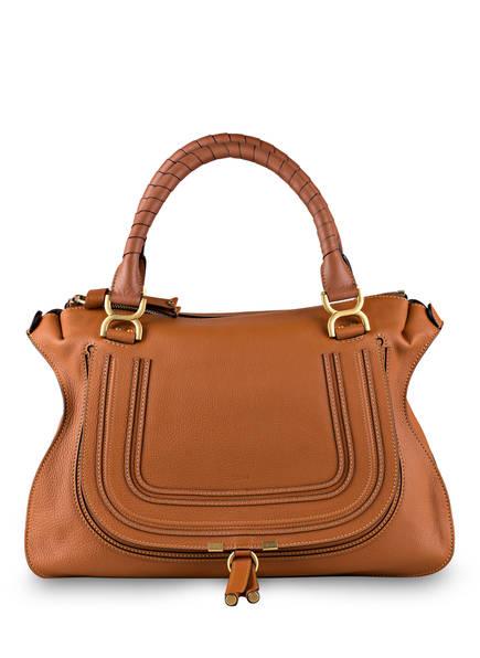 Chloé Handtasche MARCIE LARGE , Farbe: TAN (Bild 1)