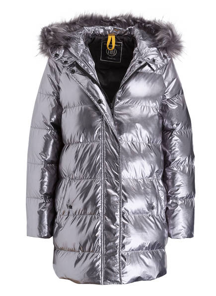 Parka ALASKA - SILBER METALLIC BLONDE No.8 cMJdhhigH