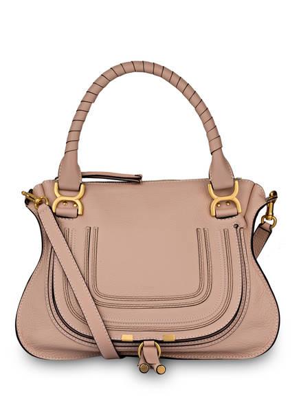 Chloé Handtasche MARCIE MEDIUM, Farbe: BLUSH NUDE (Bild 1)