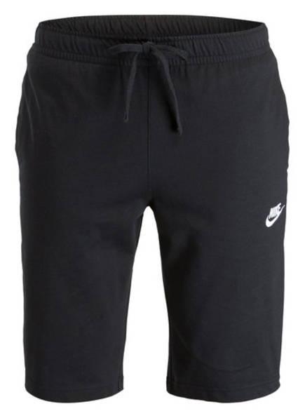 Nike Sweatshorts CLUB, Farbe: BLACK (Bild 1)