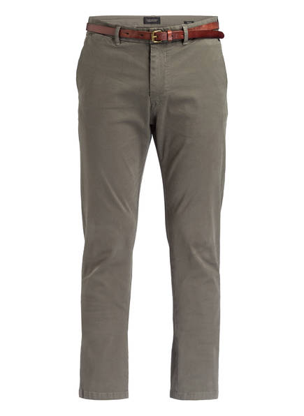 SCOTCH & SODA Chino STUART Regular Slim Fit, Farbe: GRAU (Bild 1)