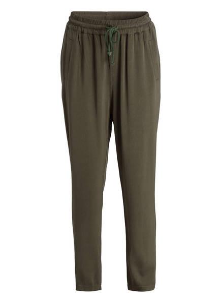 American Vintage Hose im Jogging-Stil, Farbe: GRÜN (Bild 1)