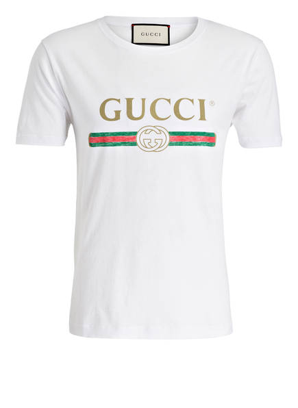 GUCCI T-Shirt, Farbe: WEISS (Bild 1)