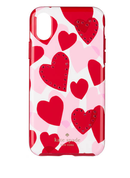 kate spade new york iPhone-Hülle JEWELED HEART