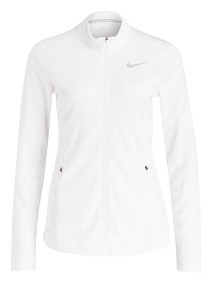 Nike Golfjacke DRI-FIT, Farbe: WEISS (Bild 1)