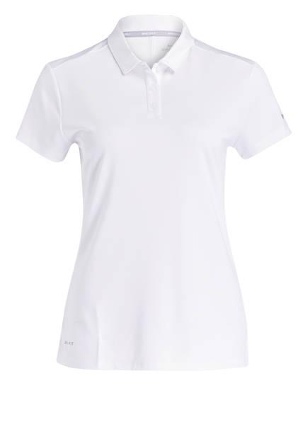 Nike Funktions-Poloshirt DRI-FIT, Farbe: WEISS (Bild 1)