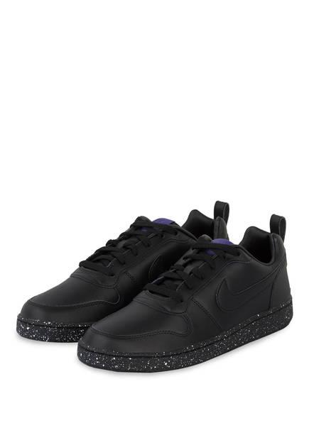 Nike Sneaker COURT BOROUGH, Farbe: SCHWARZ (Bild 1)