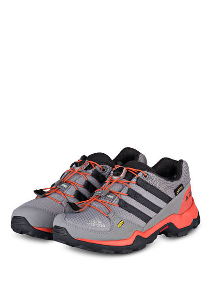 adidas Outdoor-Schuhe TERREX GTX , Farbe: GRAU/ANTHRAZIT/ORANGE (Bild 1)