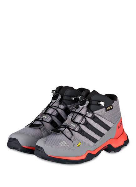 adidas Outdoor-Schuhe TERREX MID GTX , Farbe: GRAU/ANTHRAZIT/ORANGE (Bild 1)