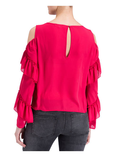 PATRIZIA PEPE Cold-Shoulder-Bluse