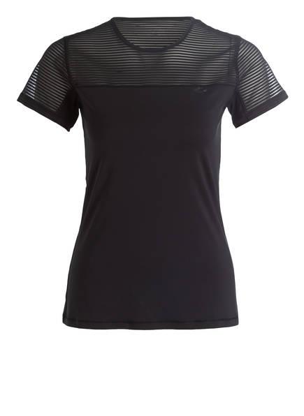 RÖHNISCH T-Shirt MIKRO, Farbe: SCHWARZ (Bild 1)