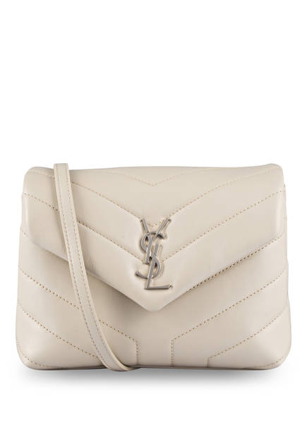 SAINT LAURENT Umhängetasche LOULOU SMALL , Farbe: IVORY (Bild 1)