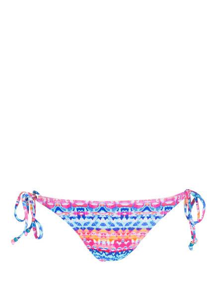 Freya Bikini-Hose CUBAN CRUCH , Farbe: BLAU/ PINK/ ORANGE (Bild 1)
