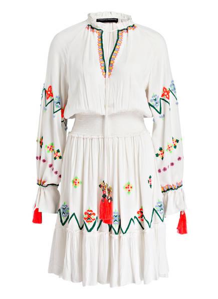 HEMANT & NANDITA Strandkleid, Farbe: WEISS (Bild 1)